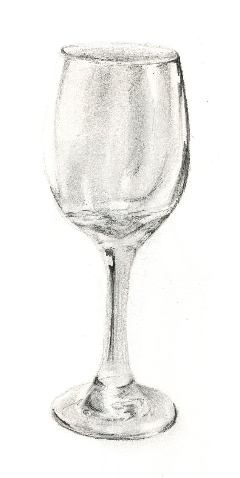 Flom drawn wine glass for How to draw on wine glasses
