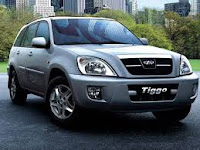 Chery Tiggo review