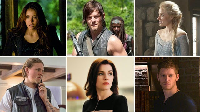 ET Fall Spoilers 2014 - Various Shows