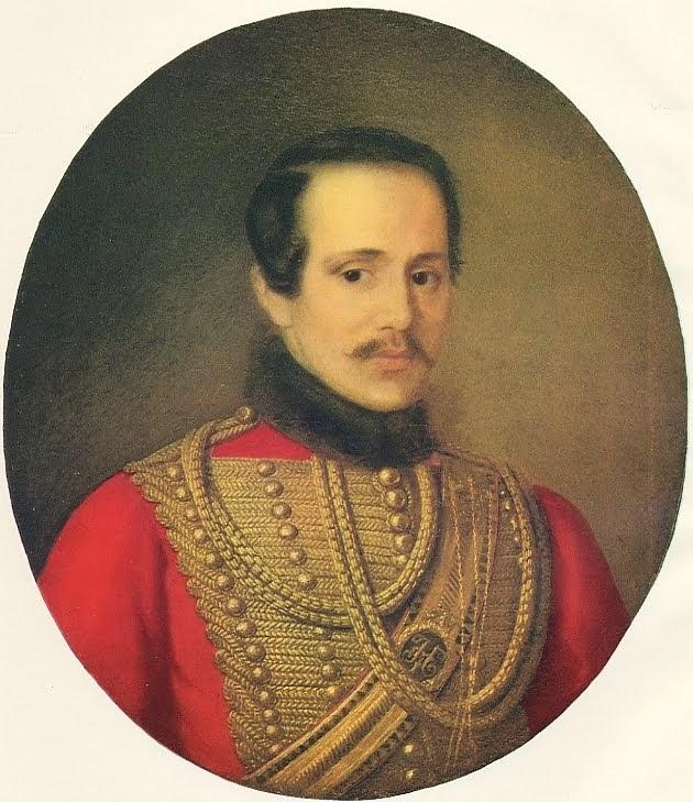 15 октября-200 лет со дня рождения М.Ю. Лермонтова