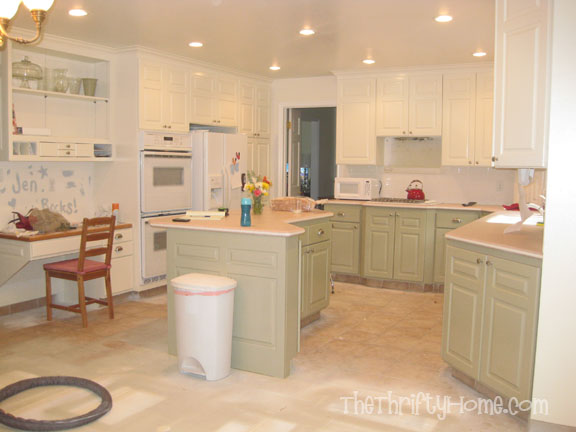 ... Best Paint To Use On Kitchen Cabinets