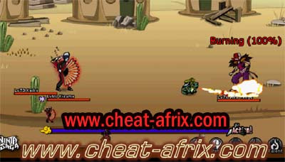 Cheat Pet Ninja Saga 2013 Work Fiddler