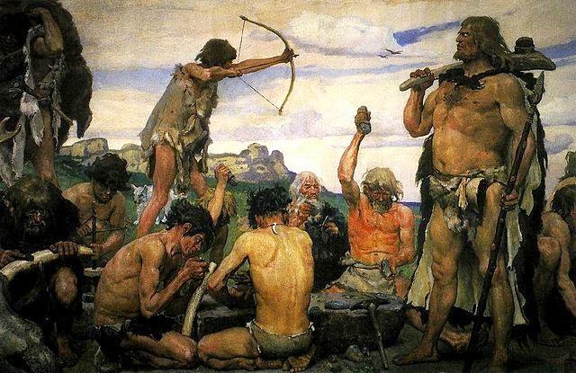 zaman batu besar Megalithikum