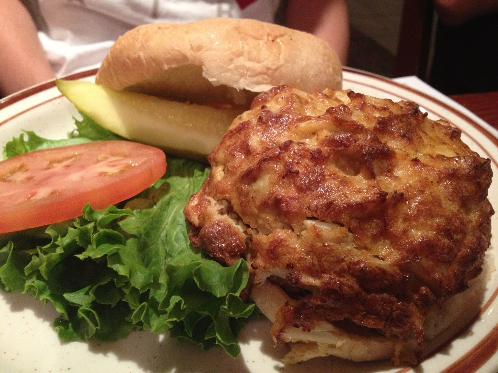 G And M Crab Cakes Nutrition
