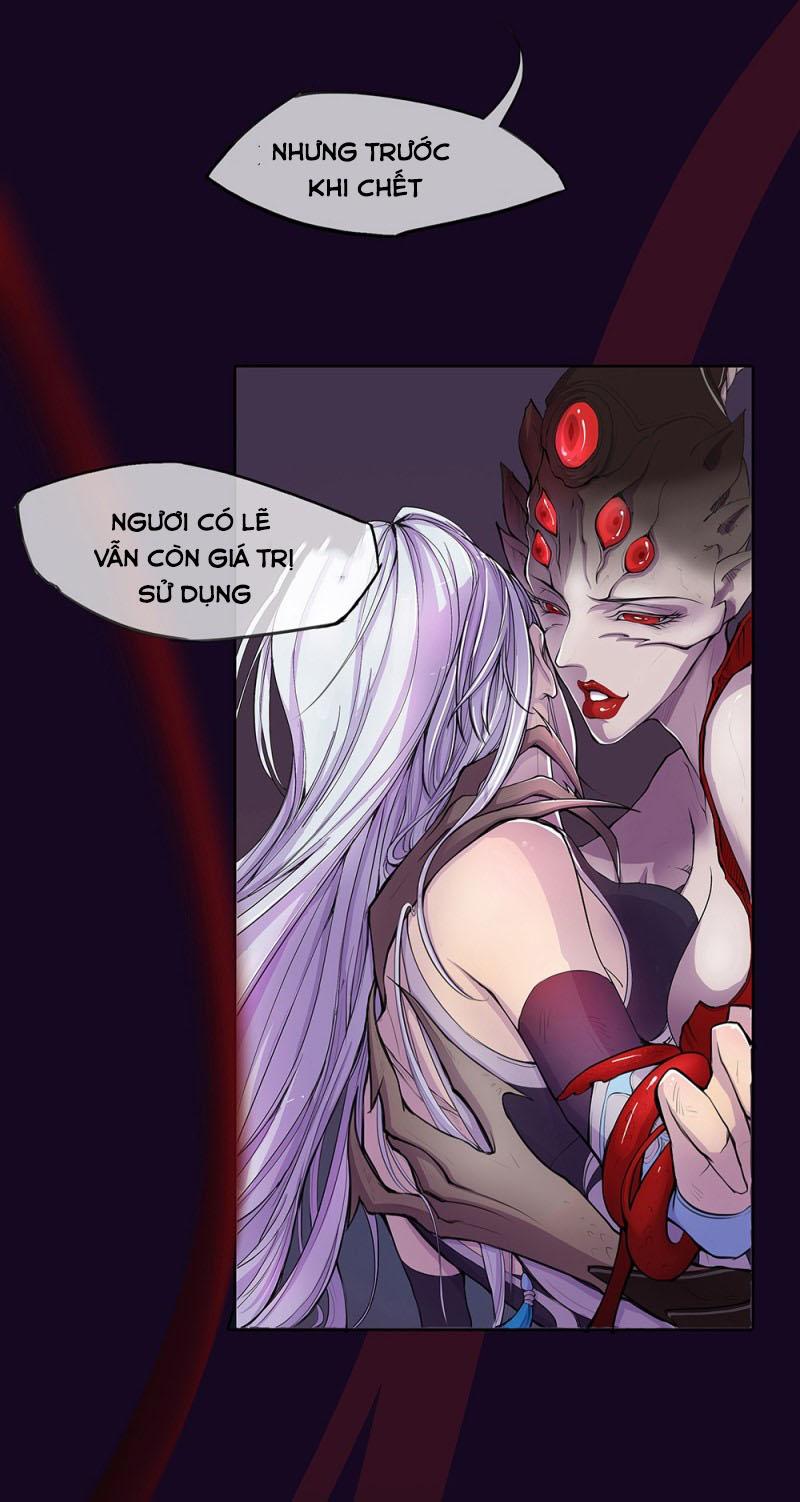 Tôi Không Phải Là Nữ Thần Chap 1 - Next Chap 2