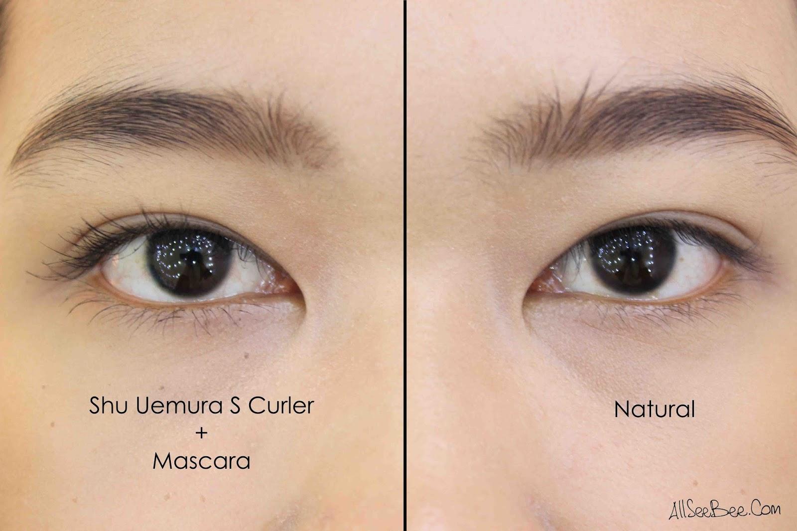 Review Shu Uemura S Curler