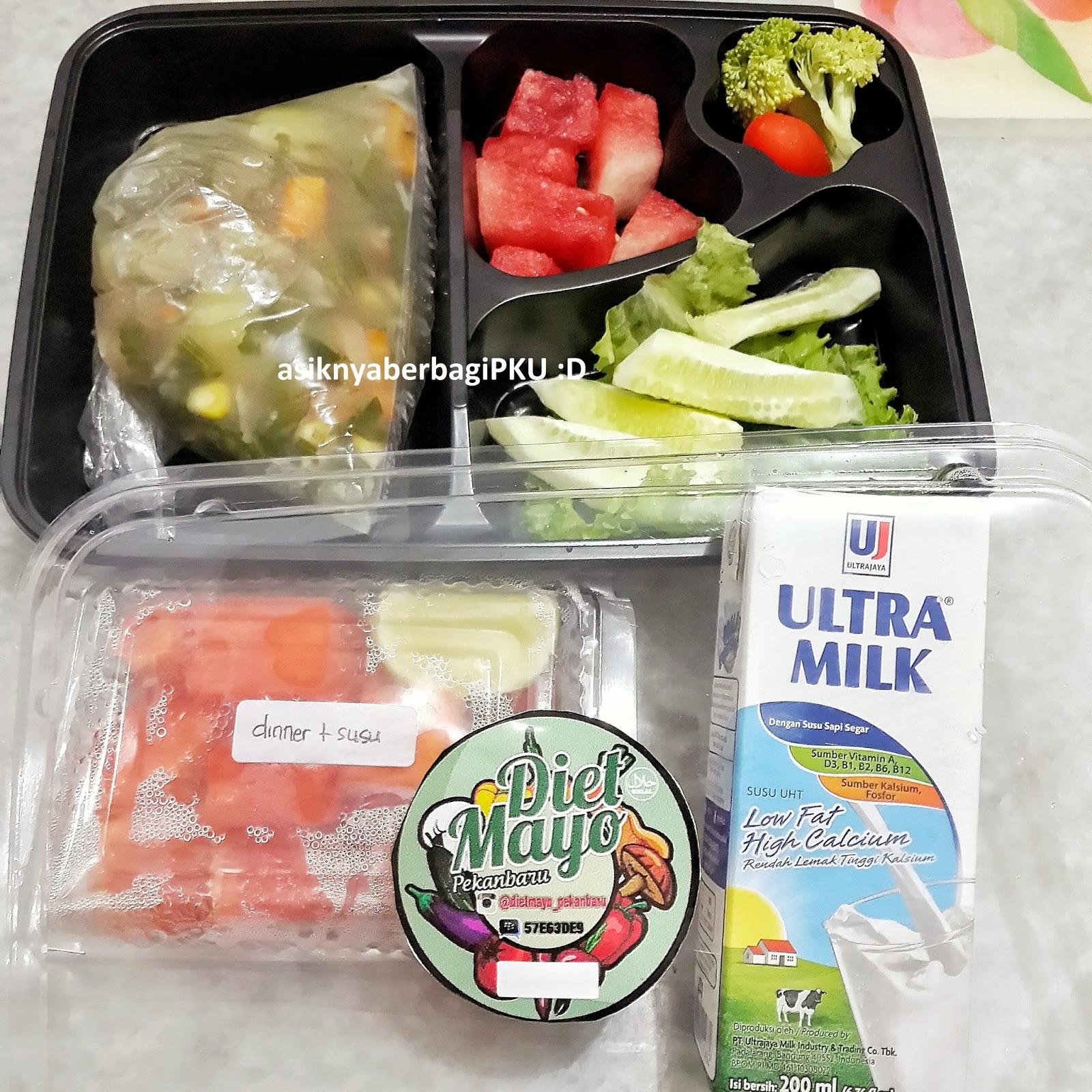 Diet Mayo (Masak Sendiri) – Part 2: Eksekusi
