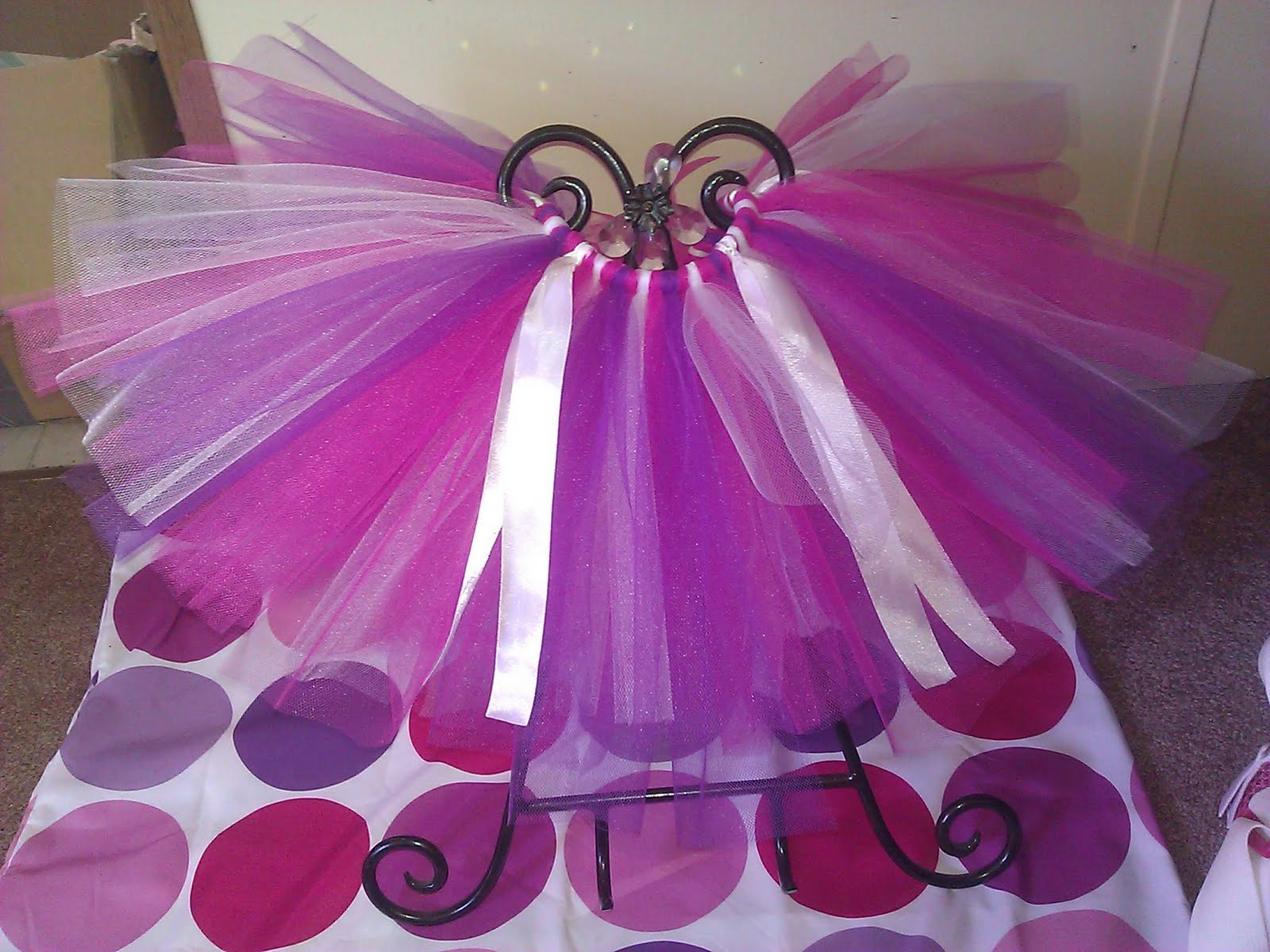 Want a Tutu for the princess in your life?  You came to the right spot!!