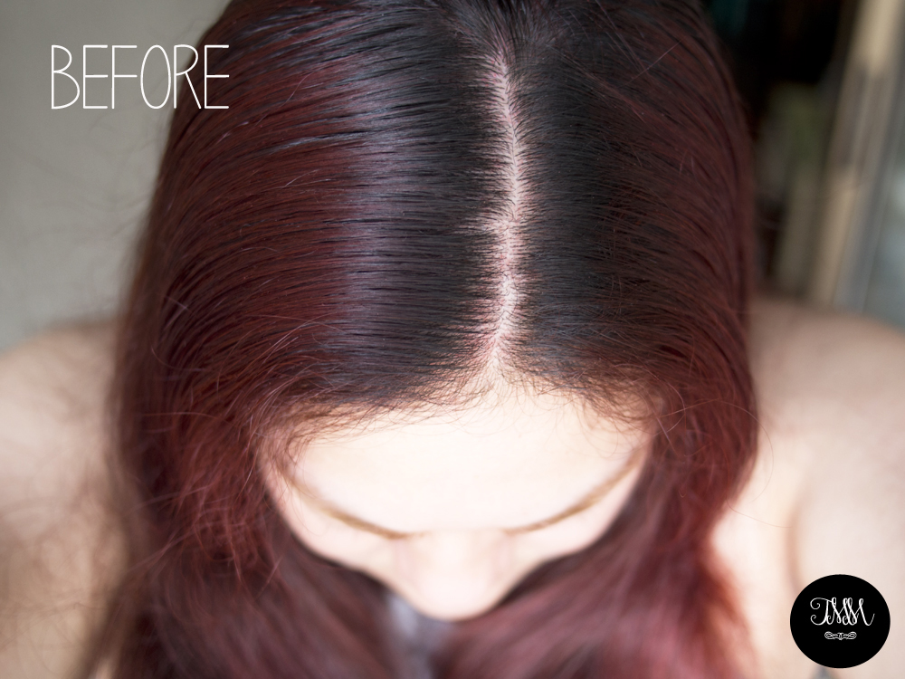Hair Retouch : Retouching My Roots with Revlon - THE MAKEUP MAVEN - A BEAUTY BLOG BY ...