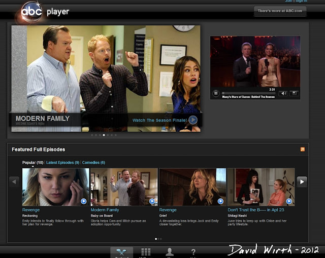 abc player full episode list guide modern family dancing with the stars live