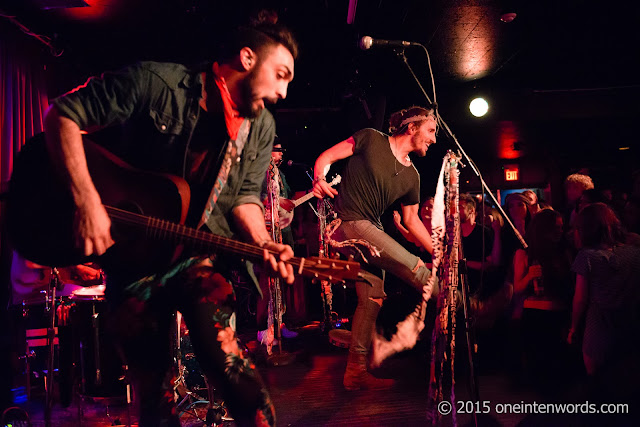 Magic Giant at The Silver Dollar Room Toronto June 12, 2015 Photo by John at One In Ten Words oneintenwords.com toronto indie alternative music blog concert photography pictures