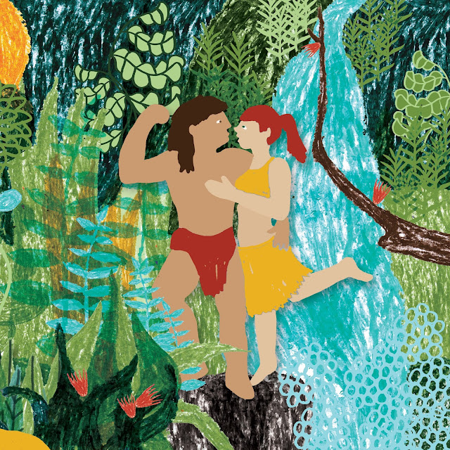 illustration Tarzan
