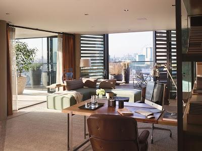 Luxury Paddington Penthouse, London
