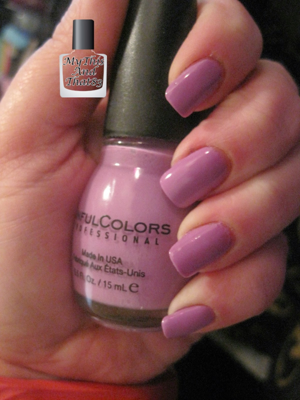 Sinful Colors Tempest Nail Polish