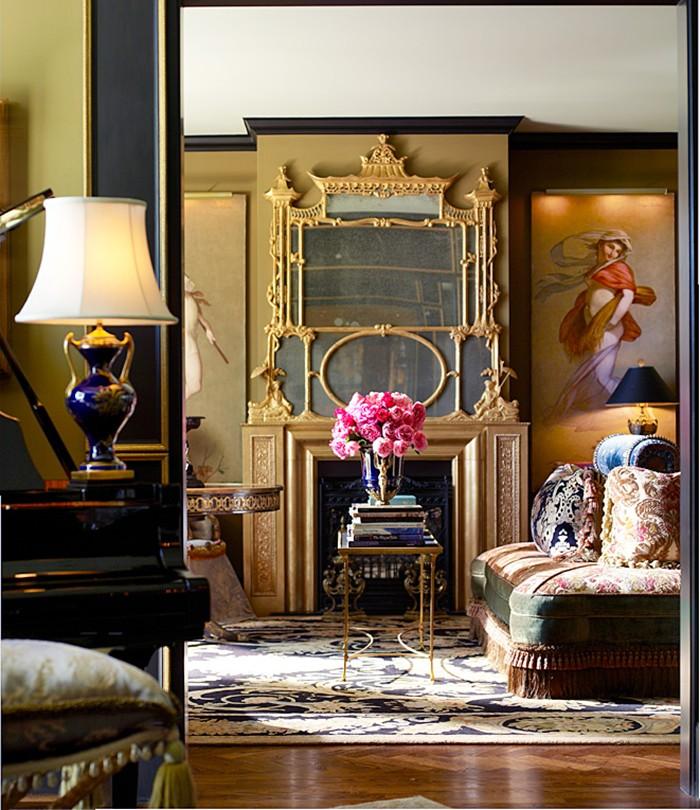 High End Home Design Ideas: Black, White, Neutral