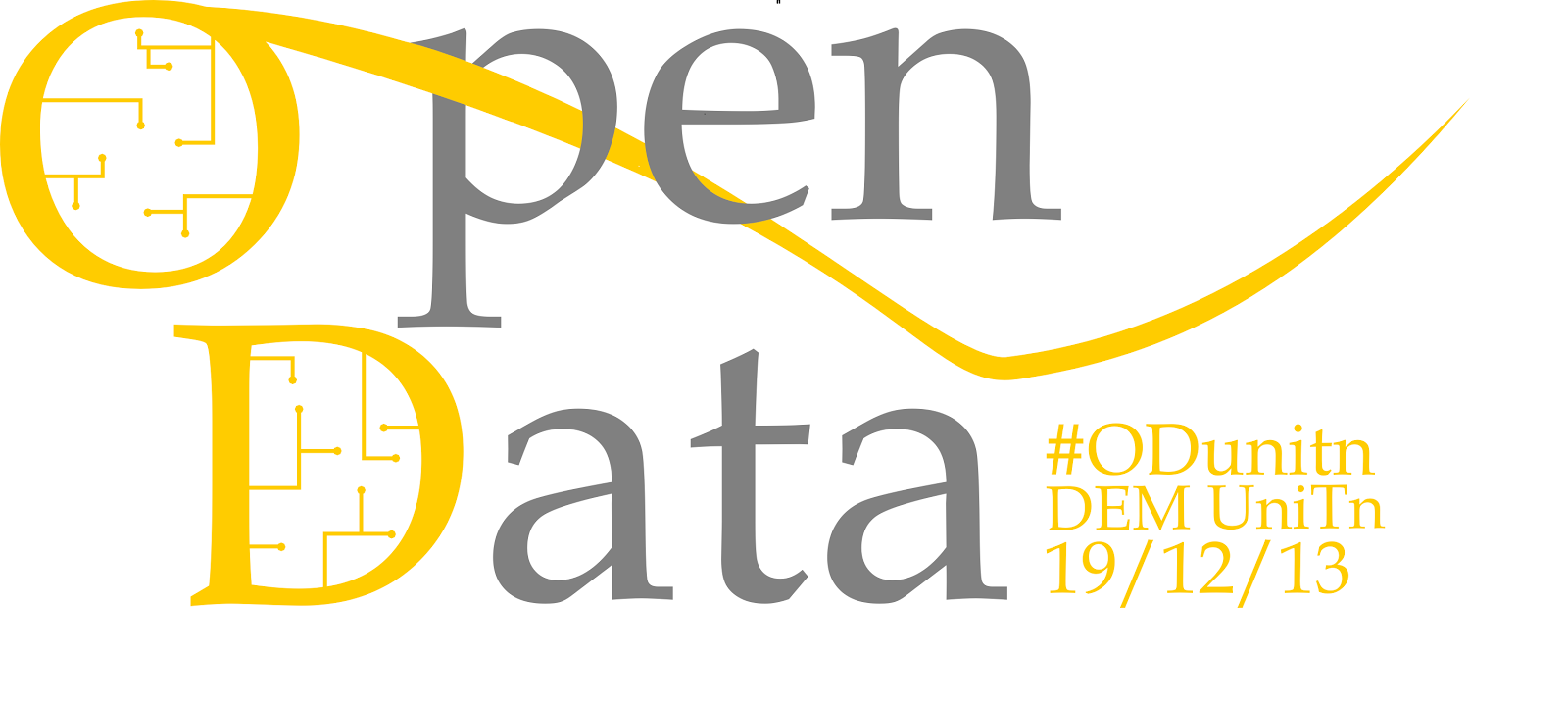 OPEN DATA UNITN/WIPO