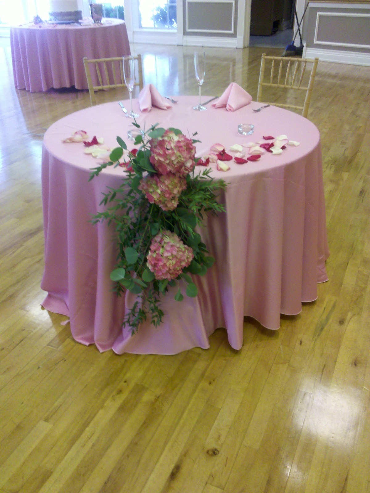 Average Cost Of Wedding Flowers Bay Area : Flowers gone wild another beautiful wedding reception at
