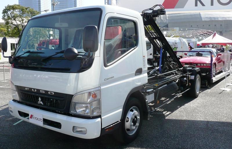mitsubishi fuso 4m50 service manual