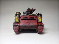 RAZORBACK - BLOOD ANGELS - WARHAMMER 40000 2