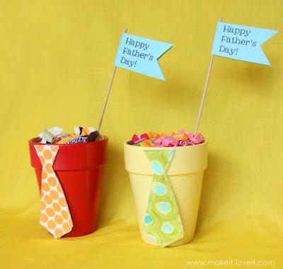 Porta doces para o dia dos pais
