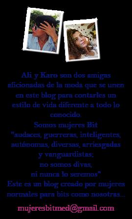 Editoras: Ali y Karo