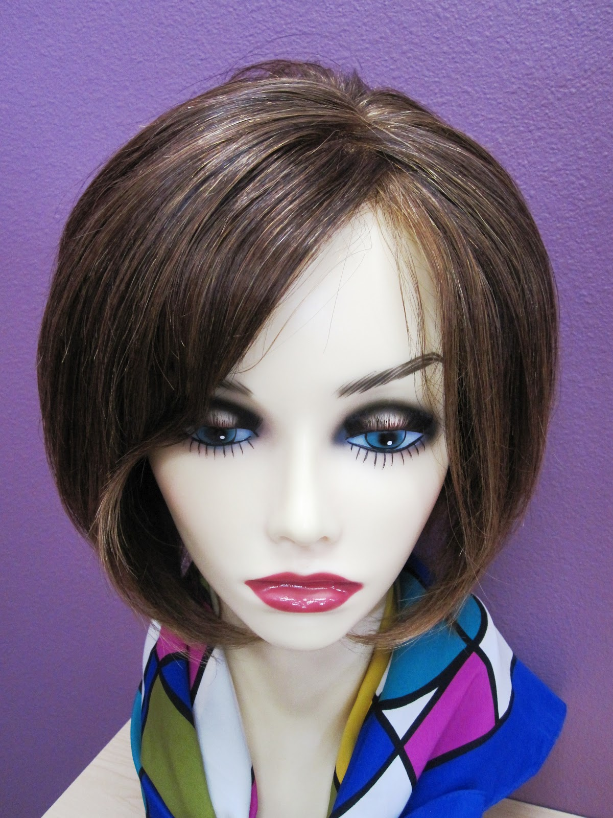 Lynnes Wig Boutique New Human Hair Soft Focus By Raquel Welch