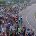 Estados// Policía Federal reabre el paso a la Caravana Migrante en Oaxaca
