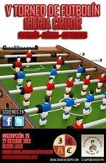 V Torneo de Futbolín