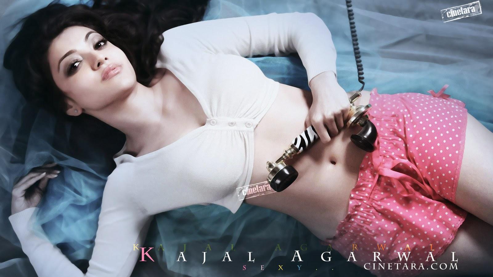 Kajal agarwal sexy scene
