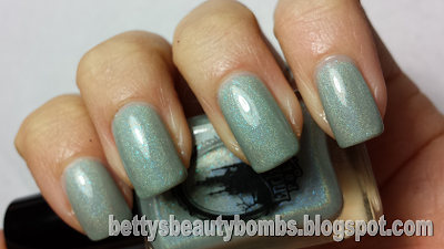 Enchanted Polish A Little Fishy Told Me Swatch