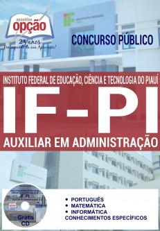 Apostila Concurso IFPI 2016 (ATUALIZADA)