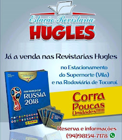 REVISTARIA HUGLES NA COPA DO MUNDO DE 2018