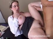 Universitário e o seu fetiche de comer a professora