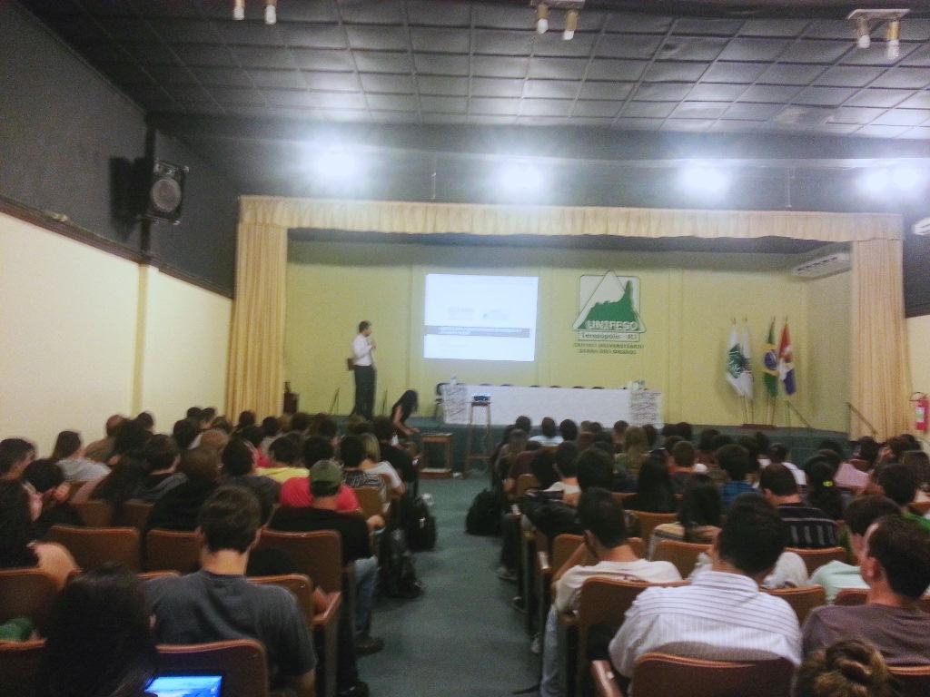 Centro de Ciências e Tecnologia do UNIFESO realiza Aula Magna