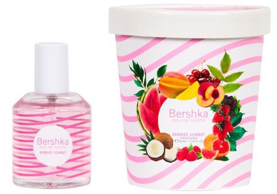 Bershka nuevo perfume Berries Sorbet Eau de Toilette