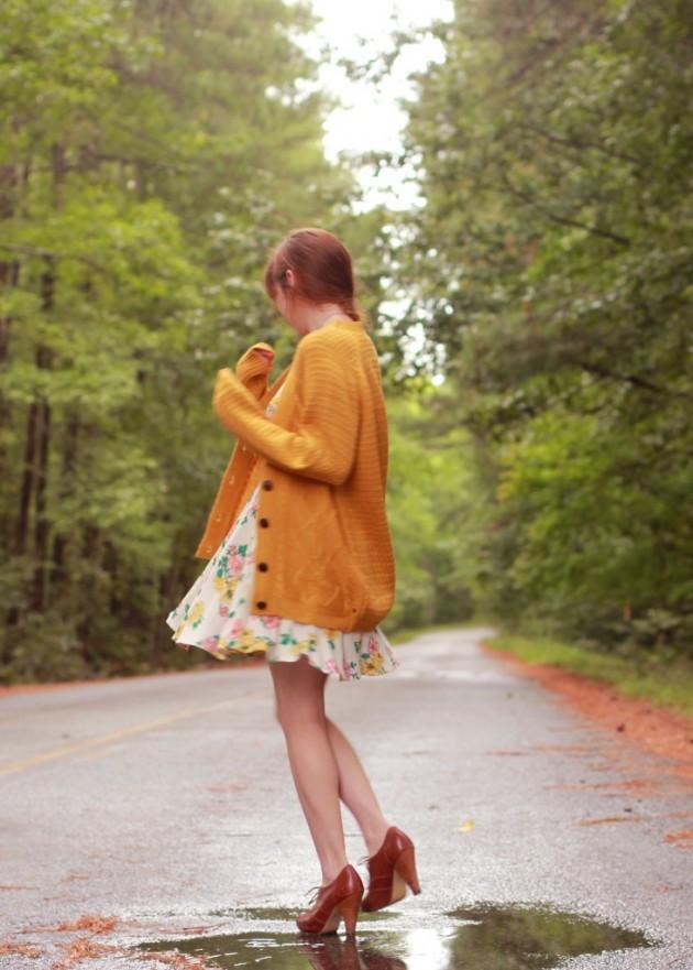 La mejor tendencia en la moda   Color mostaza a la moda