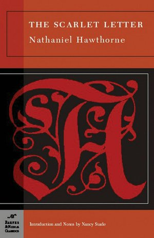 the significant changes of the letter a in the scarlet letter by nathaniel hawthorne Some of the most important quotations from nathaniel hawthorne's gothic romance novel, the scarlet letter, make use of figurative language, such as pearl's.