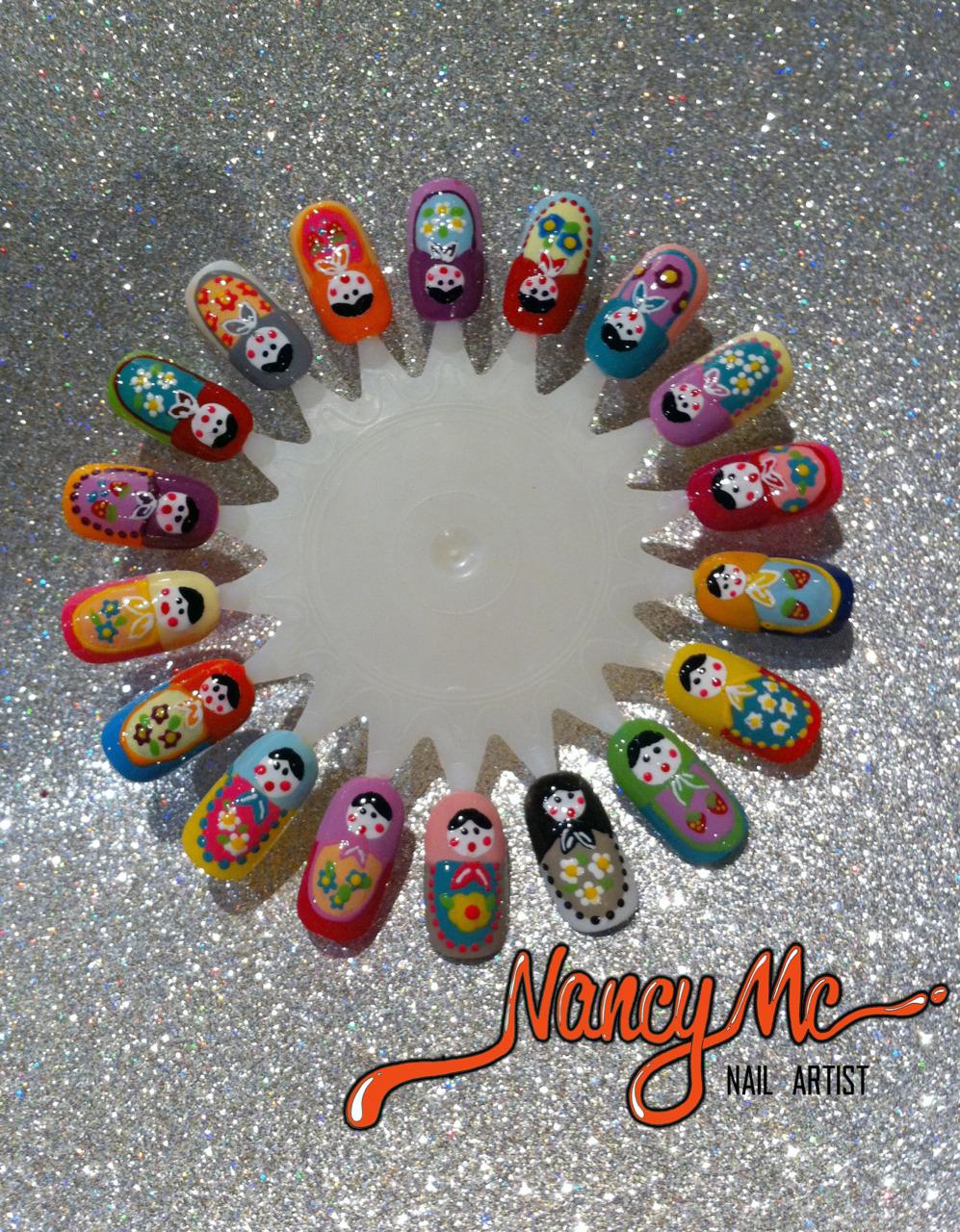 Welcome To My Life. ʕ•ᴥ•ʔ ♥: OMG Katy Perry Inspired nail art ...