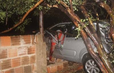 RN: Assaltante rouba carro e durante fuga morre após se envolver em acidente na BR-05