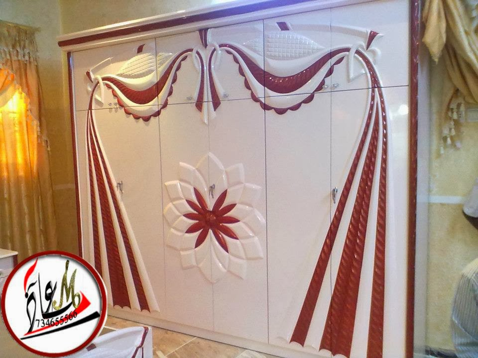 مدونة معاذ حميد السامعي: غرف نوم يمنية الصنع 2014 غرف نوم سويدي