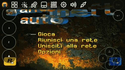 Remotr gioco del PC sul cellulare Android