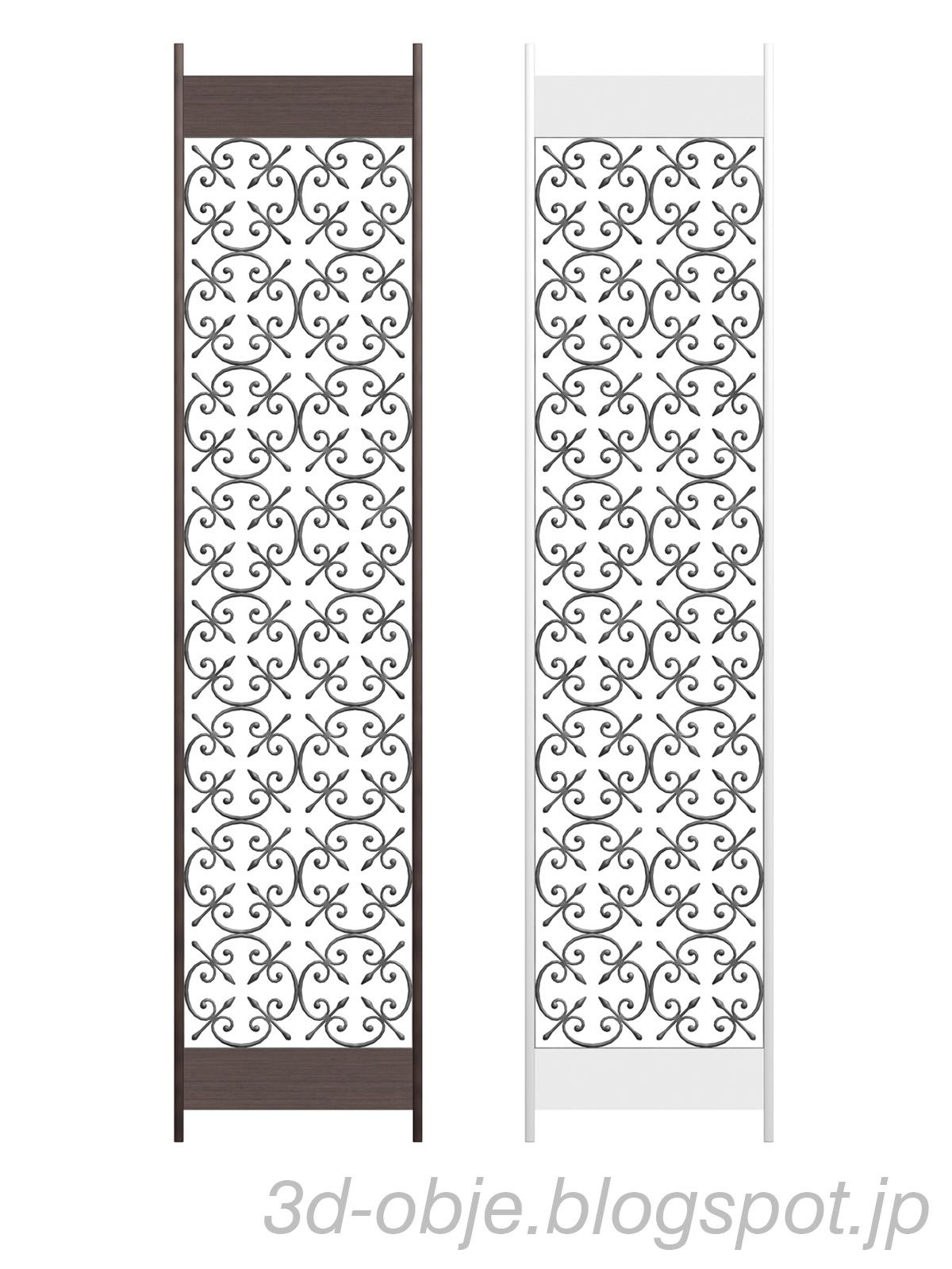 アイアンパネル [SCR_003] - Iron Panel