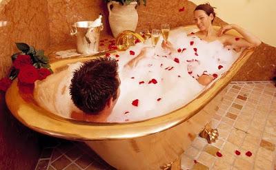 Quarto Banho Romântico