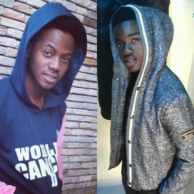 This Lad Looks Exactly Like Marvin Records Singer Korede Bello (Photos)
