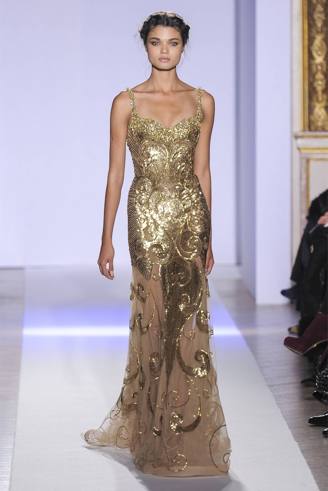 Zuhair murad haute couture primavera ver o 2013 for To have and to haute dress