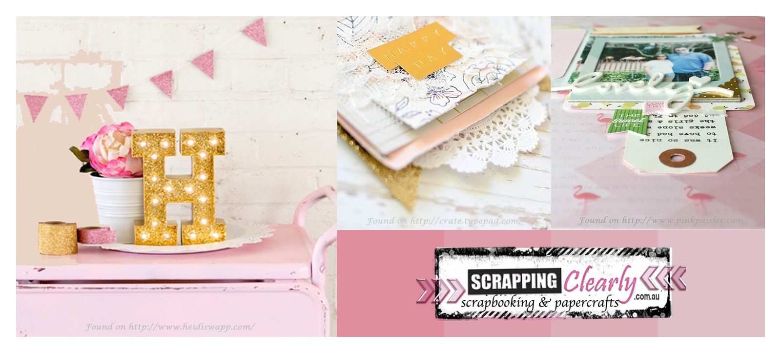 Scrappingclearly Scrapbooking and Papercrafts