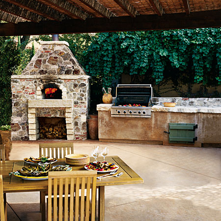 Modern kitchen interior designs tips for planning the for Perfect outdoor kitchen