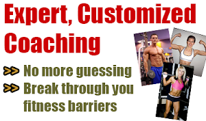 Customized Fitness Coaching