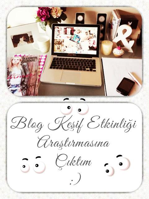 Blog keşif etkinliği