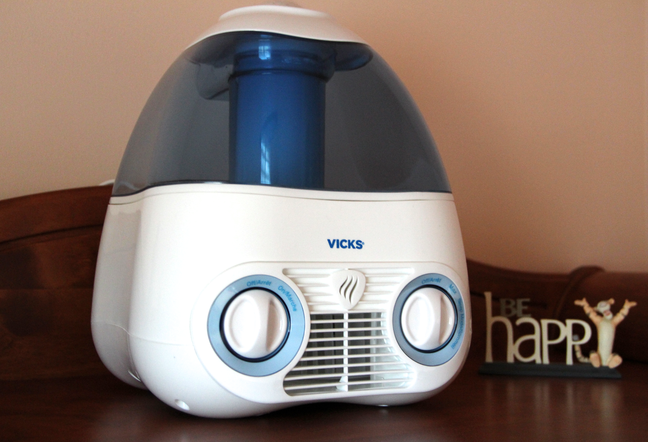 and congestion check out the Vicks Starry Night cool mist humidifier  #367095